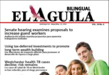 El Aguila News Digital Edition April - May 2015 Cover