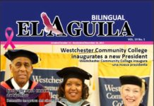 El Aguila News Digital Edition October - November 2015 Cover